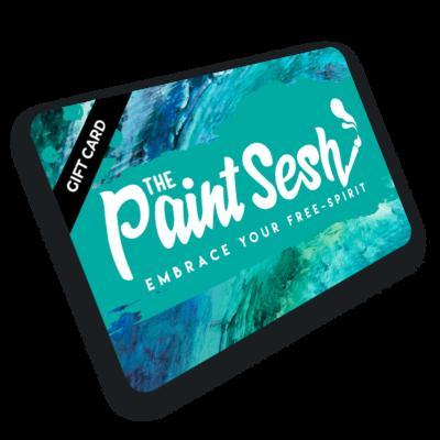 The Paint Sesh E-Gift Card