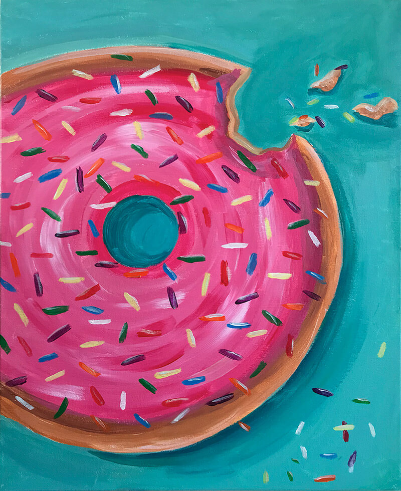Sprinkles: The Paint Sesh