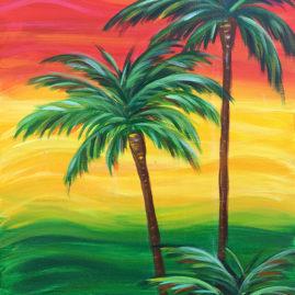 Rasta Palms