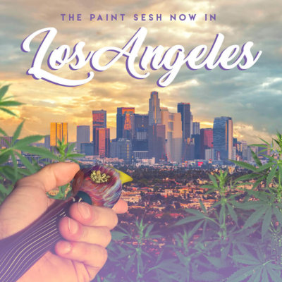 The Paint Sesh is now in Los Angeles