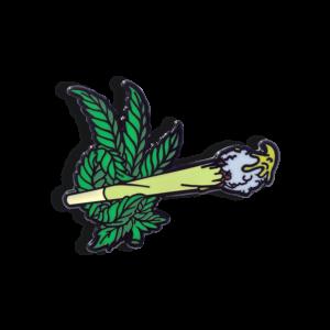 Magic Brush Enamel Pin