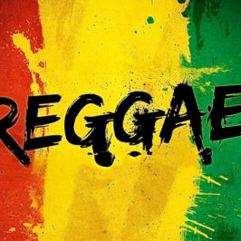 Some dank tunes to jam while you're painting: Good Vibes Reggae Playlist