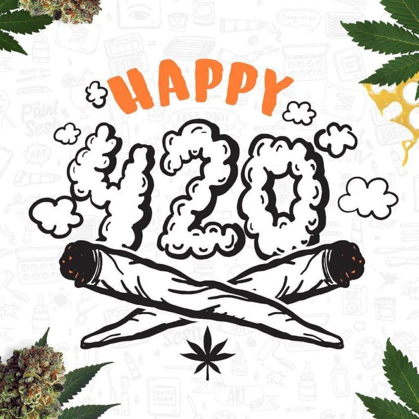 Happy 4/20!