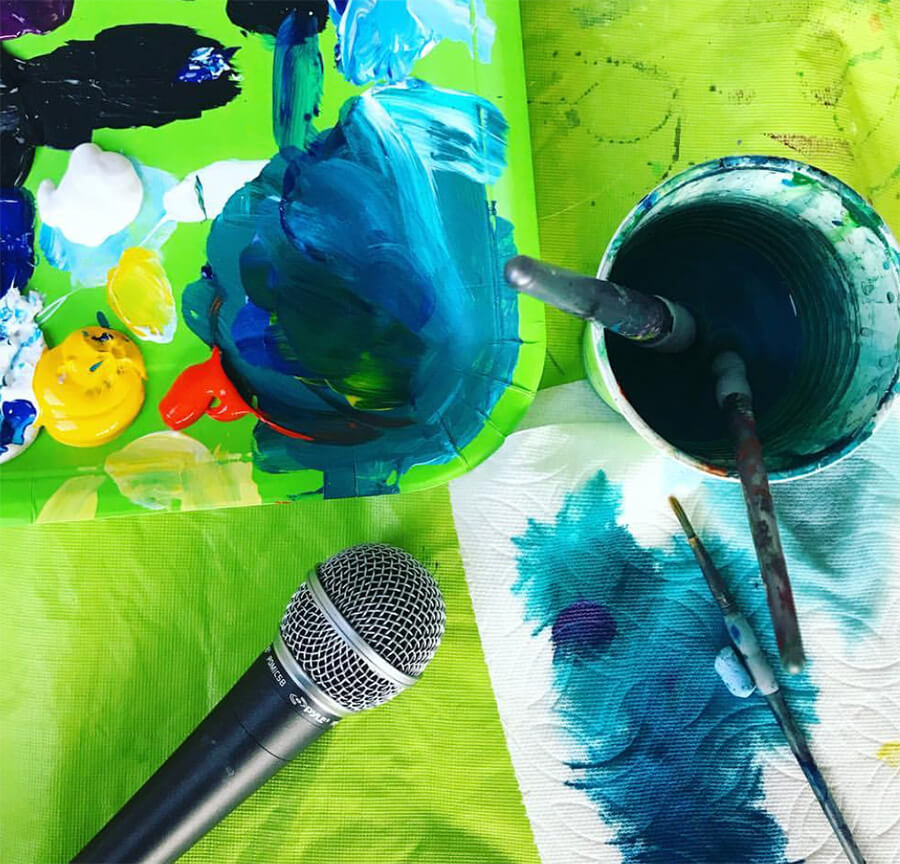 Paint and Sip in the Inland Empire