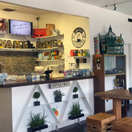 Wake and Bake Cafe in North Hollywood, CA