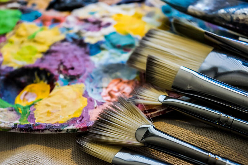 Acrylic Painting Supplies: A Beginners Shopping List