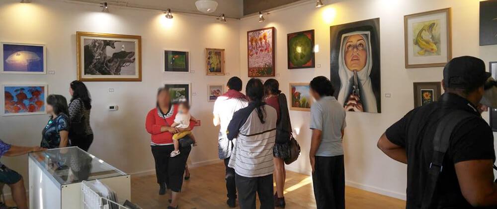 Gallery of Progressive Arts Riverside (GOPA)