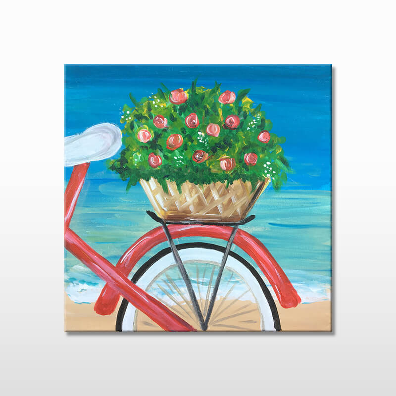 Beach Cruise Painting Party
