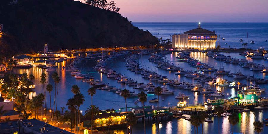 Catalina Island Mothers Day Destination