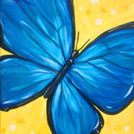 Free Spirit Butterfly