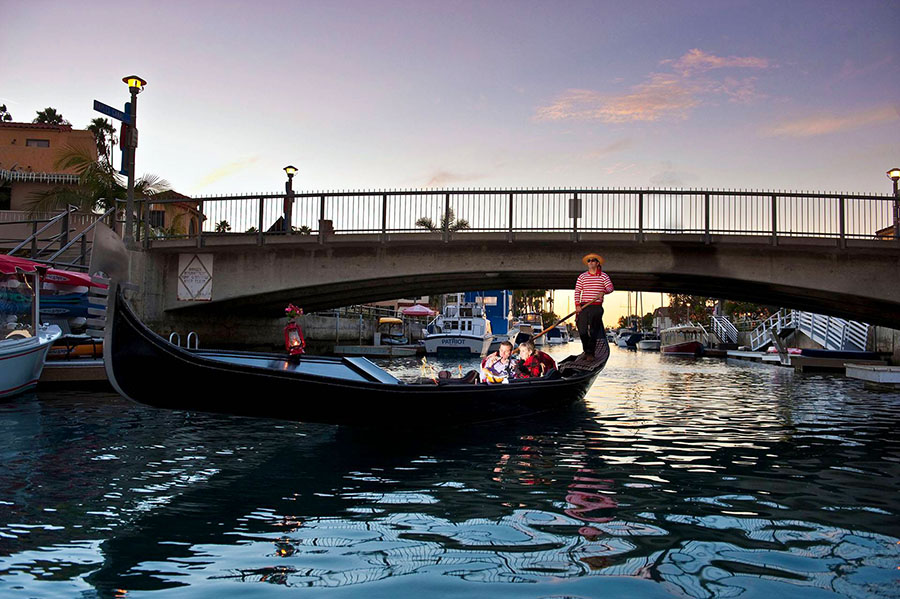 Gondola Rides in Southern California