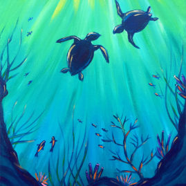 Under the Sea Turtles