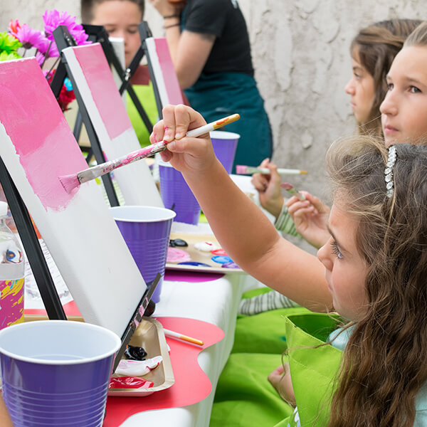 All Ages Kids Painting Party