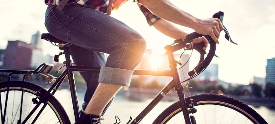 High Activities: Bike Ride