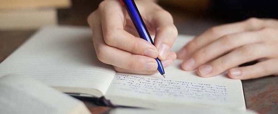 writing while high