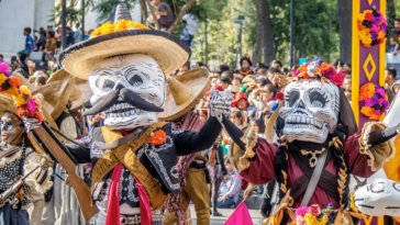 Inland Empire Dia De Los Muertos Celebration 2019