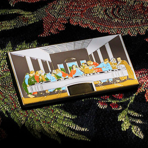 The Last Supper Enamel Pin