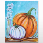 Pumpkin Spice Painting Event