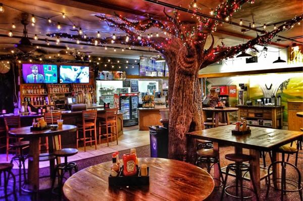 The Hideaway Cafe Riverside