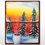 Winter Morning Painting Class