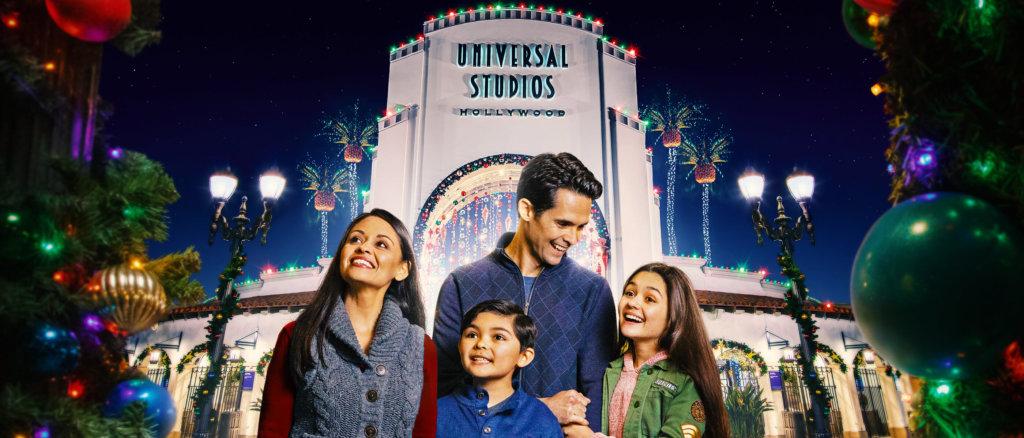 Universal Studios Holidays