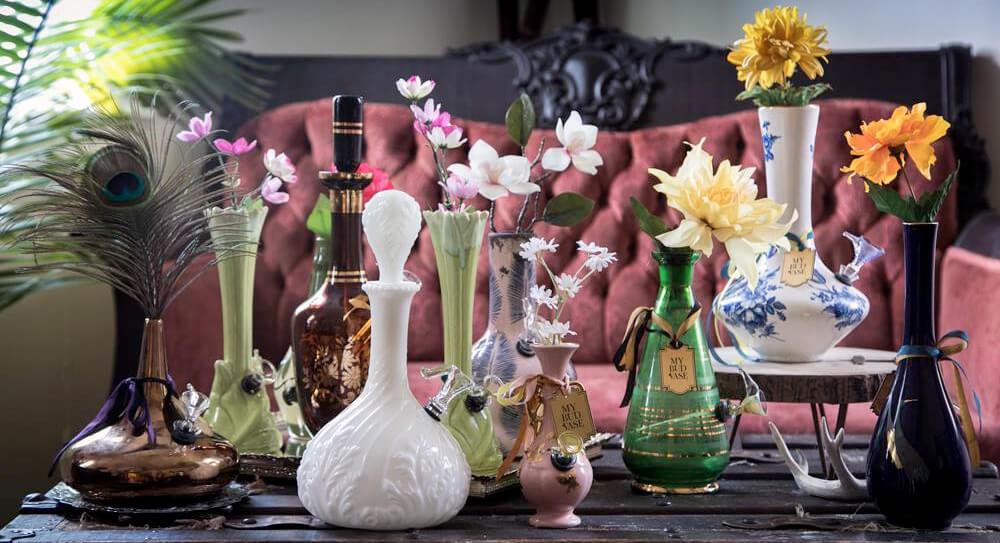 My Bud Vase Valentines Gift Idea