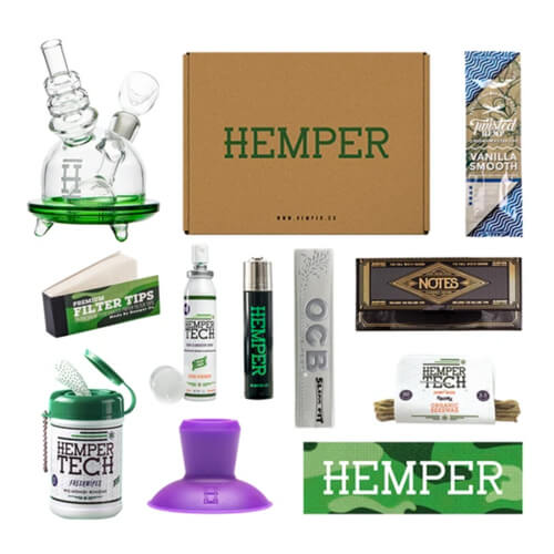 The Hemper Box - Stoner Valentines