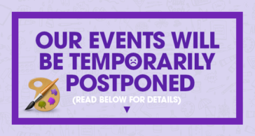 The Paint Sesh Events Postponed