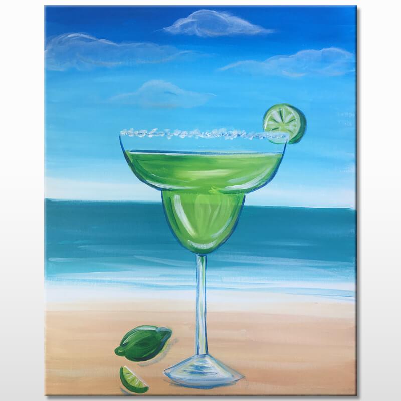 Margaritaville Painting Class