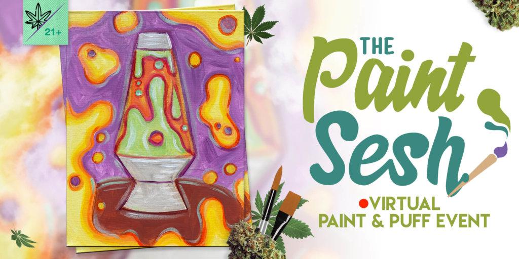 4/20/21 Virtual Painting Sesh