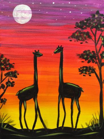 Giraffe Journey