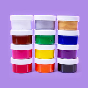 12 Piece Acrylic Paint Set