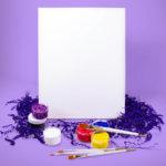 Paint at Home Kit - Virtual Painting Kit