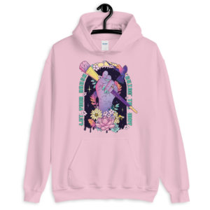 Creative Magic Womens Hoodie