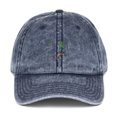 "The Paint Sesh ""Icon"" Vintage Cotton Twill Cap"