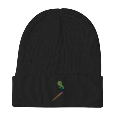 """The Paint Sesh """"Icon"""" Embroidered Beanie"""