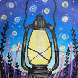 Shine On Acrylic Painting Party