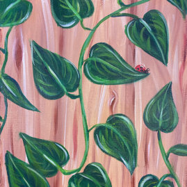 Pothos Vines Painting Party